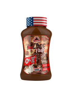 NUTCHOC FLUP MAX PROTEIN 500g MAX PROTEIN Plaisirs chocolatés Power Nutrition