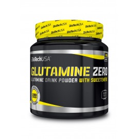 GLUTAMINE ZERO BIOTECH USA 300g BIOTECH USA Glutamine Power Nutrition