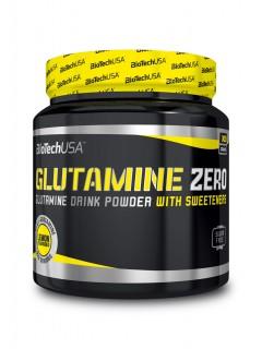 GLUTAMINE ZERO BIOTECH USA 300g BIOTECH USA Glutamine Power Nutrition