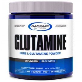GLUTAMINE GASPARI NUTRITION 300g GASPARI NUTRITION Glutamine Power Nutrition