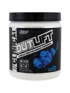 OUTLIFT NUTREX 20 DOSES NUTREX Congestion & Volume Power Nutrition