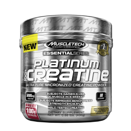 CREATINE PLATINUM MUSCLETECH MUSCLETECH Creatine Power Nutrition