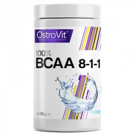 100% PURE BCAA 8:1:1 OSTROVIT OSTROVIT BCAA  Power Nutrition