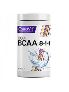 100% PURE BCAA 8:1:1 OSTROVIT OSTROVIT BCAA  Power Nutrition