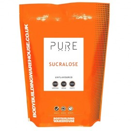 PURE SUCRALOSE BBW BODYBUILDING WAREHOUSE (BBW) Édulcorants et arômes Power Nutrition