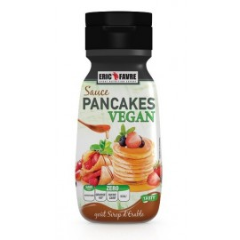 SAUCE PANCAKES VEGAN ERIC FAVRE 320ml ERIC FAVRE NUTRITION À tartiner Power Nutrition