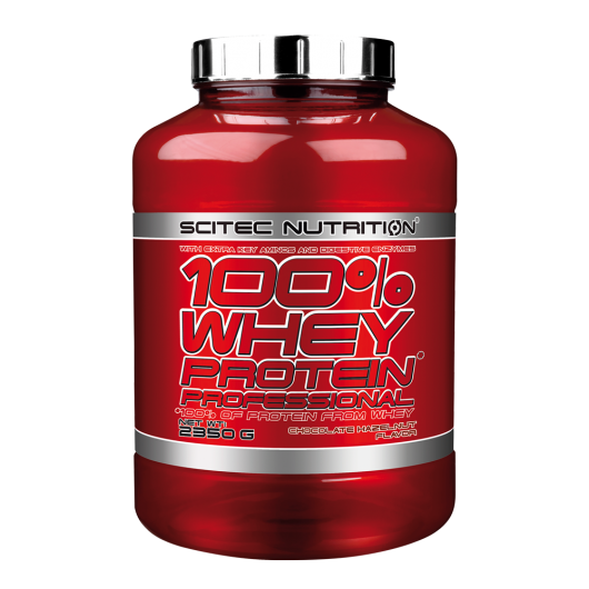 100% PURE WHEY PROFESSIONNAL SCITEC 2,350kg SCITEC NUTRITION Whey Protéine Power Nutrition
