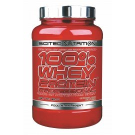 100% PURE WHEY PROFESSIONNAL SCITEC 920g SCITEC NUTRITION Whey Protéine Power Nutrition
