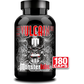 VULCAIN MONSTER LABS MONSTER LABS Booster de Testostérone Power Nutrition
