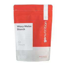 WAXY MAIZE GO NUTRITION™ GO NUTRITION Energie et glucides Power Nutrition
