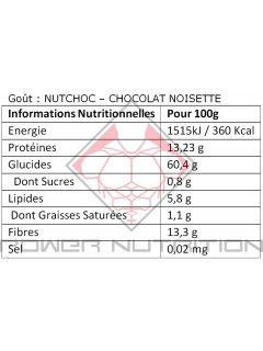 AVOINE EN POUDRE MAX PROTEIN 3Kg MAX PROTEIN Avoine instantanée Power Nutrition