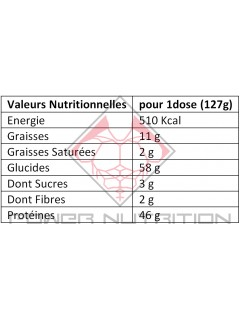 UP YOUR MASS MHP 2,2kg MHP NUTRITION Gainers Power Nutrition