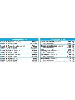 DETOX DRAINEUR ERIC FAVRE 500ml ERIC FAVRE NUTRITION Brûleur & Détox Power Nutrition