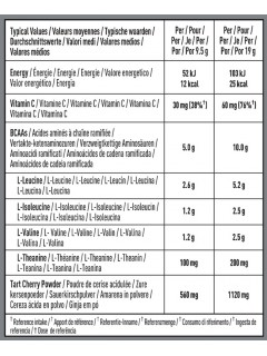 ISOPURE AMINOS 30 DOSES NATURE'S BEST Acides Aminés Power Nutrition