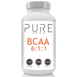 PURE BCAA 6:1:1 BBW BODYBUILDING WAREHOUSE (BBW) BCAA  Power Nutrition