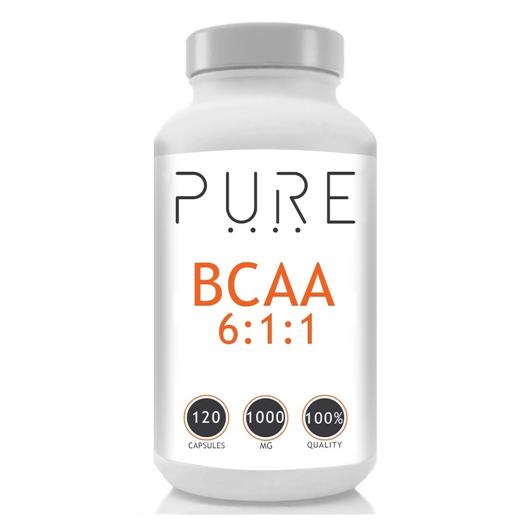 PURE BCAA 6:1:1 BBW BODYBUILDING WAREHOUSE (BBW) BCAA  Power Nutrition