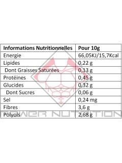 NUTCHOC MAXCREAM MAXPROTEIN® MAX PROTEIN À tartiner Power Nutrition