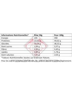 PREMIUM PROTEIN PANCAKES BBW BODYBUILDING WAREHOUSE (BBW) Préparation pancake Power Nutrition