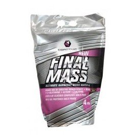 CORGENIC FINAL MASS 4KG CORGENIC Gainers Power Nutrition