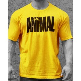T SHIRT ICONIC ANIMAL ANIMAL by Universal Nutrition Hauts Power Nutrition