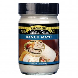 SAUCE MAYONNAISE WALDEN FARMS WALDEN FARMS Univers ZÉRO calorie Power Nutrition