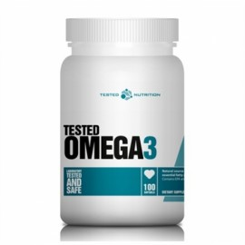 OMEGA 3 TESTED NUTRITION TESTED NUTRITION Oméga & Acides Gras Essentiels Power Nutrition