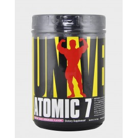 ATOMIC 7 UNIVERSAL NUTRITION 30 DOSES UNIVERSAL NUTRITION BCAA  Power Nutrition
