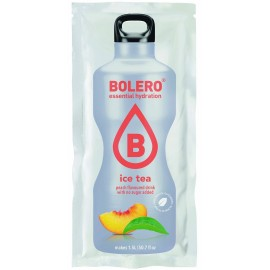 BOISSONS BOLERO ICE TEA (24 SACHETS) BOLERO® Univers ZÉRO calorie Power Nutrition