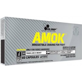 AMOK OLIMP SPORT NUTRITION OLIMP SPORT NUTRITION Stimulants Naturels Power Nutrition