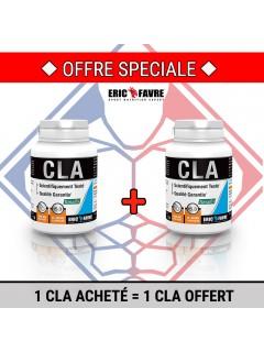 CLA ERIC FAVRE PACK 1 ACHETE 1 GRATUIT ERIC FAVRE NUTRITION Sèche Power Nutrition