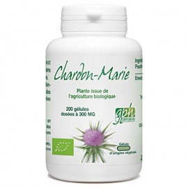 CHARDON MARIE BIO 300mg GPH  Digestion Power Nutrition