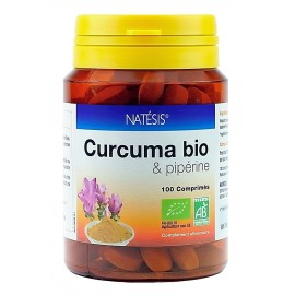 CURCUMA BIO NATESIS NATESIS Articulations Power Nutrition