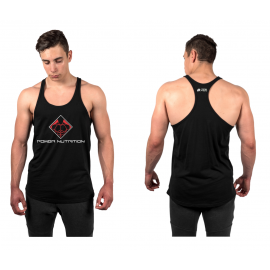 STRINGER NOIR & ROUGE POWER NUTRITION POWER NUTRITION Hommes Power Nutrition