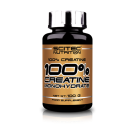 100% CRÉATINE MONOHYDRATE SCITEC SCITEC NUTRITION Creatine Power Nutrition