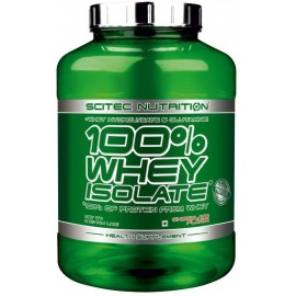 100% WHEY ISOLATE SCITEC 2KG SCITEC NUTRITION Whey Protéine Isolate Power Nutrition