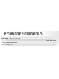 100% CRÉATINE MONOHYDRATE SCITEC SCITEC NUTRITION Creatine Power Nutrition