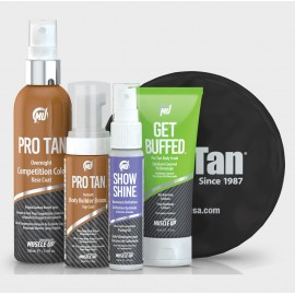 COMPETITION KIT SINGLE USE PRO TAN PRO TAN Cosmétiques Power Nutrition