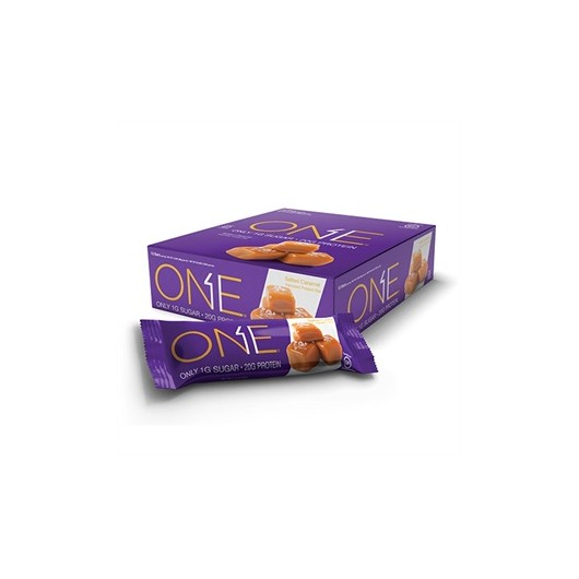 12 BARRES OH YEAH! ONE OH YEAH! Barres protéinées Power Nutrition