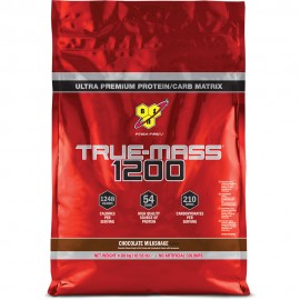 TRUE MASS 1200 BSN 4,8kg BSN Nutrition Gainers Power Nutrition