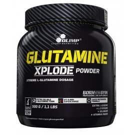 GLUTAMINE XPLODE OLIMP 100 DOSES OLIMP SPORT NUTRITION Glutamine Power Nutrition
