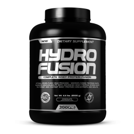 HYDRO FUSION XCORE 2kg XCORE NUTRITION Whey Protéine Power Nutrition