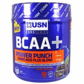 BCAA POWER PUNCH USN 400g USN NUTRITION BCAA  Power Nutrition