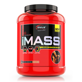 iMASS™ GENIUS NUTRITION 2,5KG