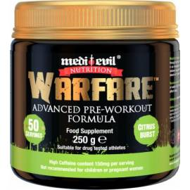 WARFARE MEDI EVIL Medi Evil Boosters Power Nutrition