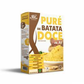 PUREE DE PATATE DOUCE EU NUTRITION EU Nutrition  Autres Préparations Power Nutrition