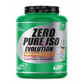 ZERO PURE ISO EVOLUTION EU NUTRITION 2KG EU Nutrition  Whey Protéine Isolate Power Nutrition