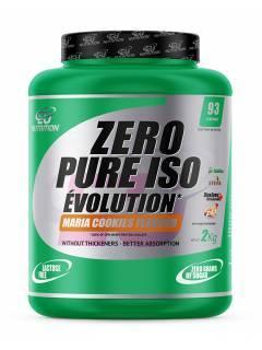 ZERO PURE ISO EVOLUTION EU NUTRITION 2KG EU Nutrition  Whey Protéine Isolate Power Nutrition