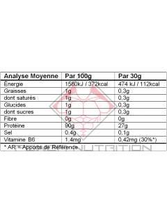 ISO FUJI® YAMAMOTO NUTRITION 2KG YAMAMOTO NUTRITION Whey Protéine Isolate Power Nutrition