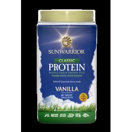 CLASSIC PROTEIN SUNWARRIOR 750g SUNWARRIOR Protéines Végétales Power Nutrition