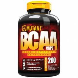 MUTANT BCAA CAPS MUTANT BCAA  Power Nutrition